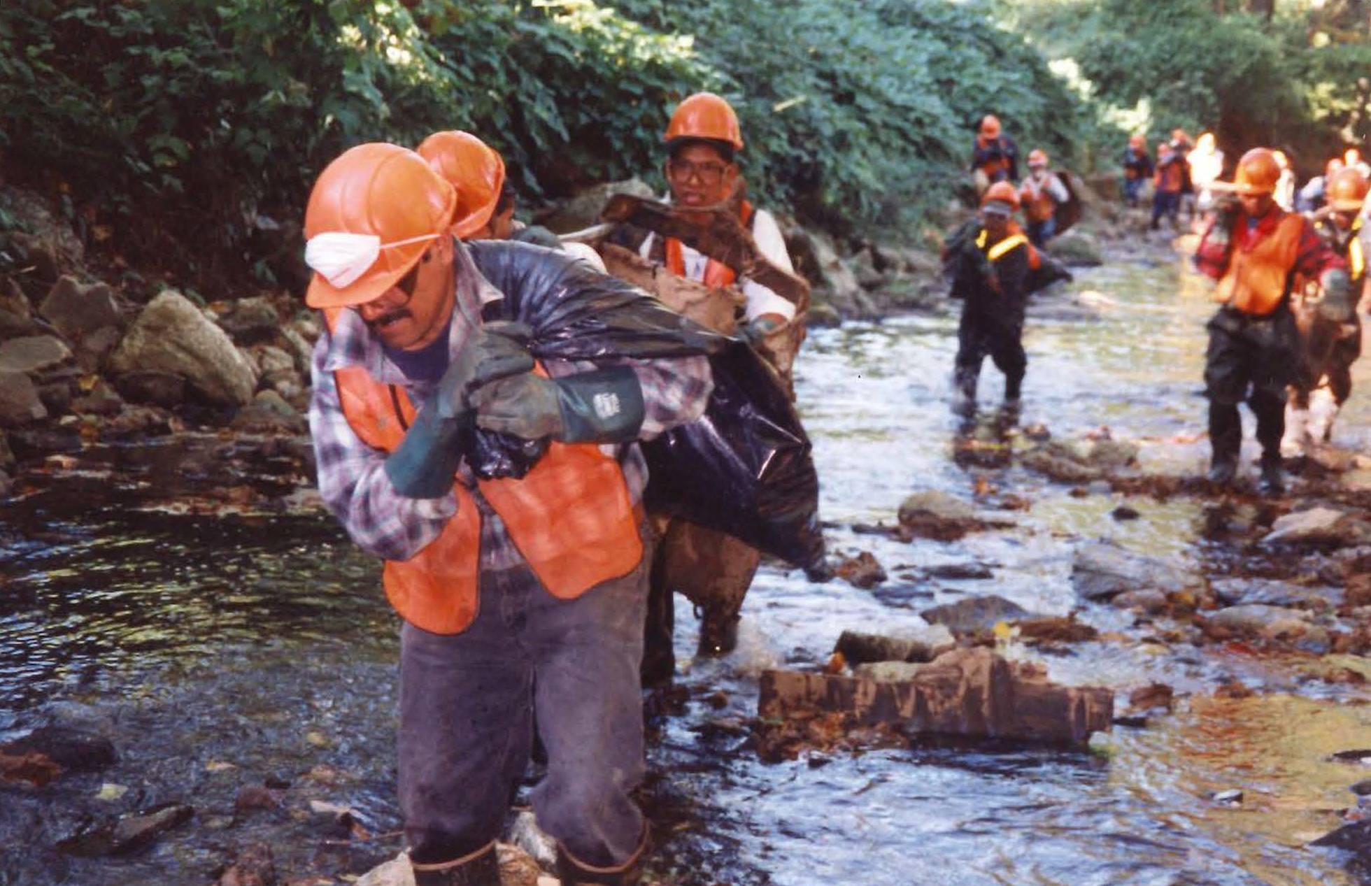 Chattahoochee Clean Up